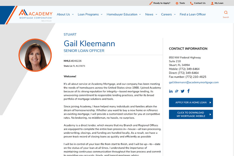 Gail Kleemann - DDS4Vets