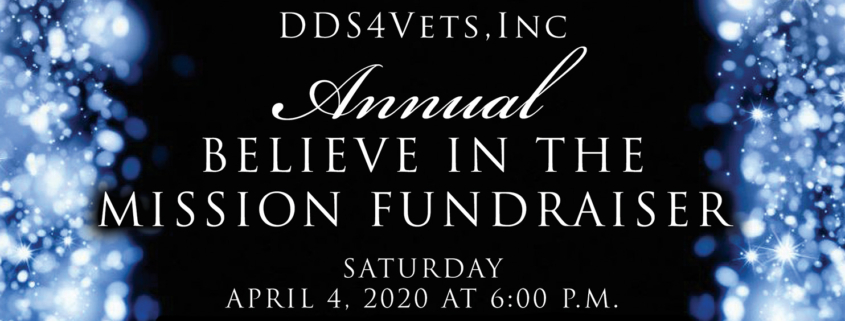 DDS4Vets 2020 Annual Gala