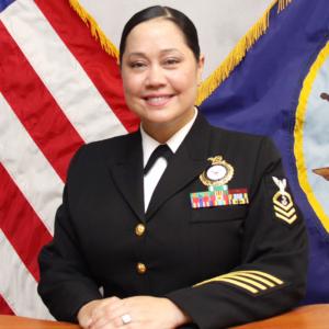 Rita Evans, Retired Navy – Member