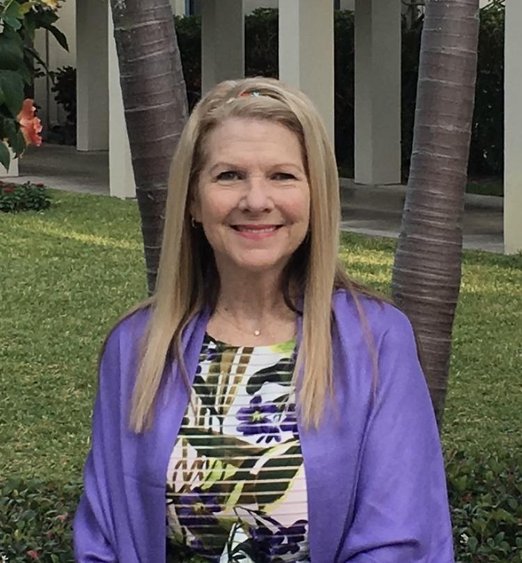 Sharon Kearns - Director of Events